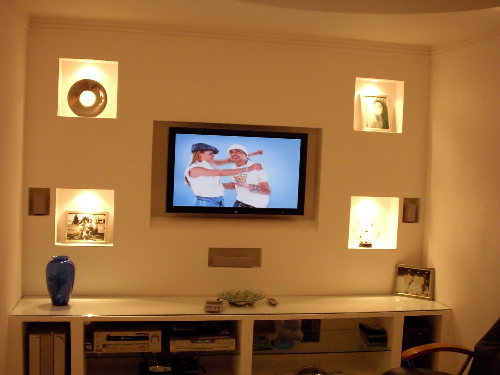 Gesso Pra Sala De Tv ~ Print Photos  View FullSize Image